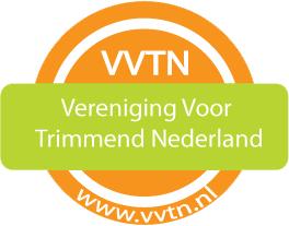 Logo Vereniging Voor Trimmend Nederland (VVTN).